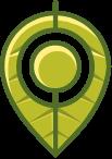animated pin GoPlant logo